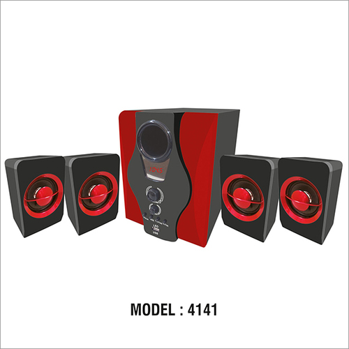 Model 4141 4.1 Multimedia Speaker