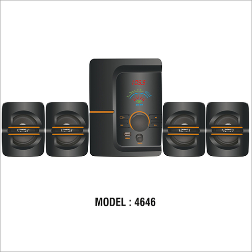 Model 4646 4.1 Multimedia Speaker