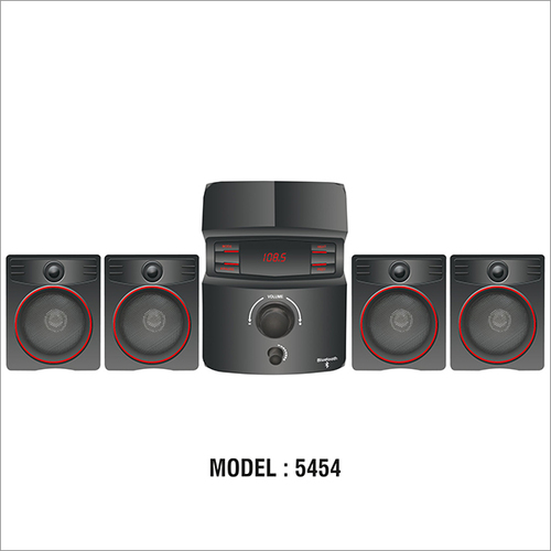 Model 5454 4.1 Multimedia Speaker