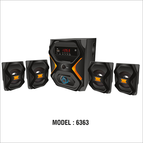 Model 6363 4.1 Multimedia Speaker