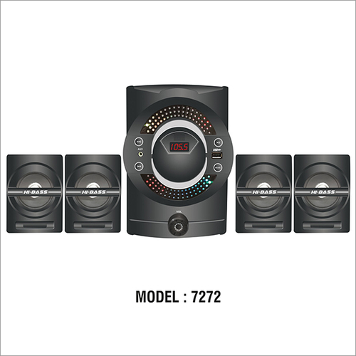 Model 7272 4.1 Hi Bass Multimedia Speaker