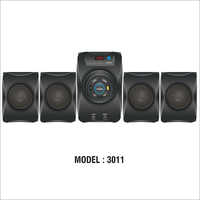 Model 3011 4.1 Multimedia Speaker