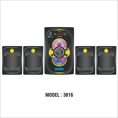 Model 3016 4.1 Multimedia Speaker