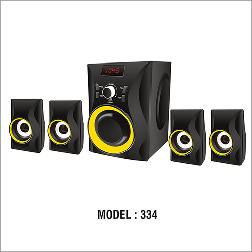Model 334 4.1 Multimedia Speaker