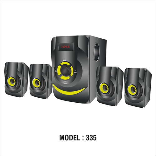 Model 335 4.1 Multimedia Speaker