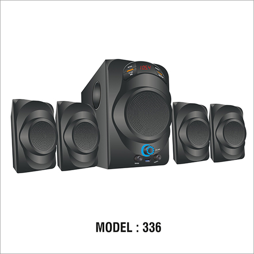 Model 336 4.1 Multimedia Speaker