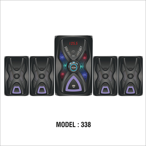 Model 338 4.1 Multimedia Speaker