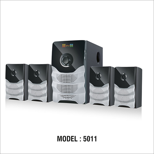 Model 5011 4.1 Multimedia Speaker