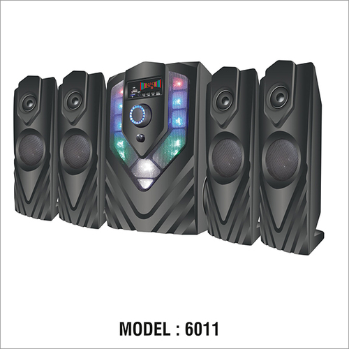 Model 6011 4.1 Multimedia Speaker