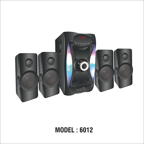 Model 6012 4.1 Multimedia Speaker