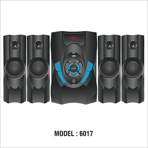 Model 6017 4.1 Multimedia Speaker