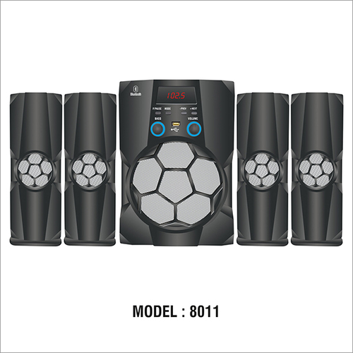 Model 8011 4.1 Multimedia Bluetooth Speaker