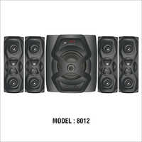 Model 8012 4.1 Multimedia Speaker