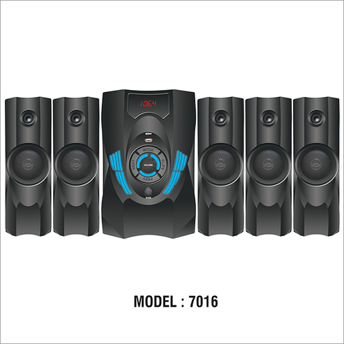 Model 7016 5.1 Home Theater