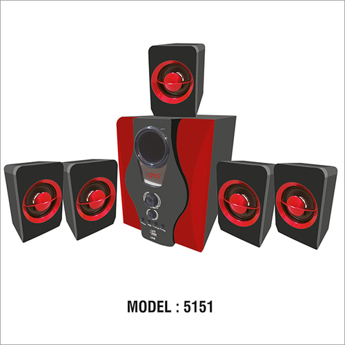Model 5151 5.1 Home Theater