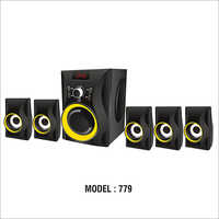 _Model 779 5.1 Home Theater