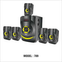 Model 789 5.1 Home Theater