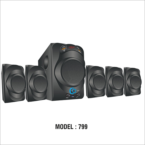 Model 799 5.1 Home Theater