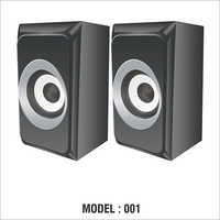 Model 001 Speaker Column