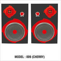 Model 009 Cherry Column Speaker