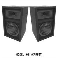 Model 011 (Carpet) Speaker Column