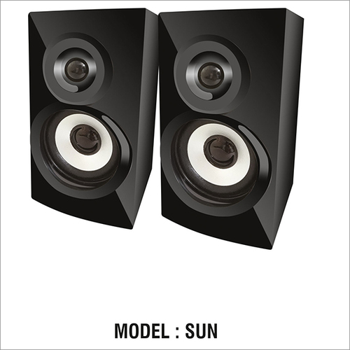 Model Sun Speaker Column