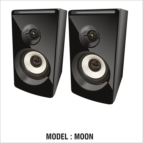 Model Moon Speaker Column