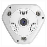 Wireless VR 3D Panoramic 360 Degree View IP Camera