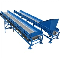 PVC Belt Incline Conveyor
