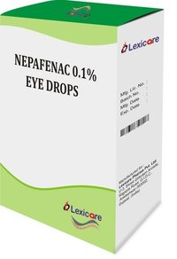 Nepafenac Eye Drops