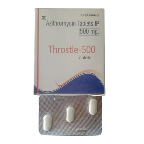 Azithromycin Tablets 500