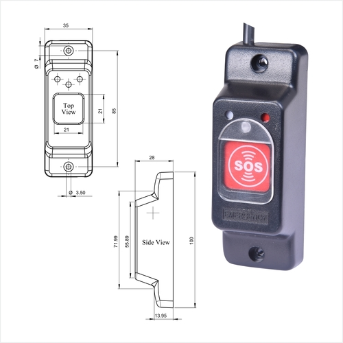 Emergency Panic Switch iota 704