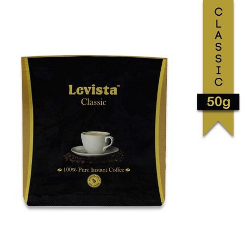 Levista Classic 50 gms Standy Pouch