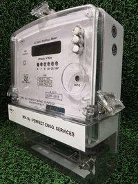 Three Phase Dual Source KWH Meters