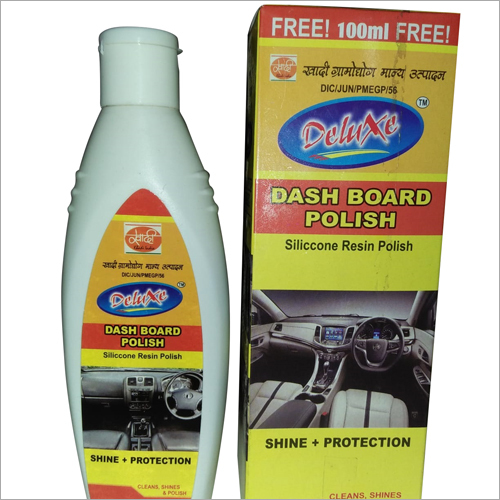 Dashboard Car Polish