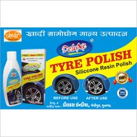 Silicone Resin Tyre Polish