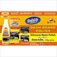 Dashboard Car Polish