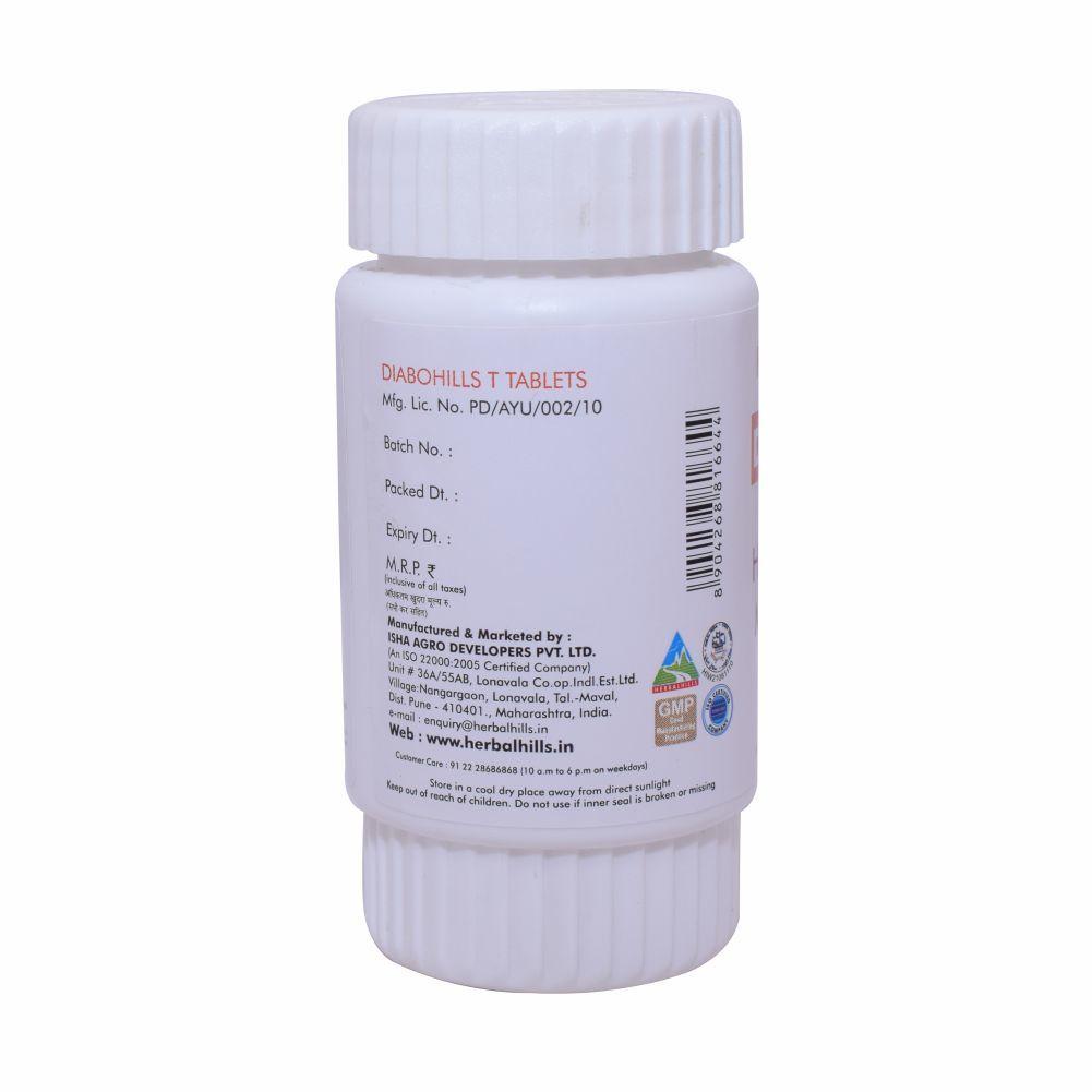 Healthy Blood Sugar Management Tablet -Diabohills