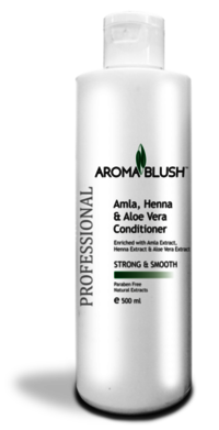 Aroma Blush Amla, Henna & Aloe Vera Conditioner