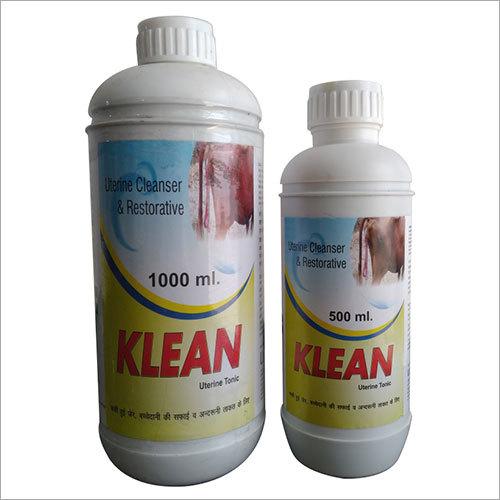 KLEAN-1000 & 500 ML