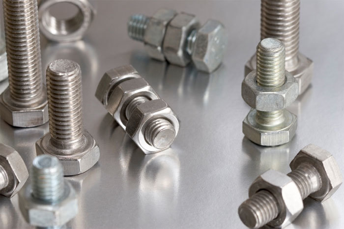 STAINLESS STEEL  BOLT