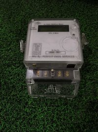 Single Phase Single Source Prepaid Meter