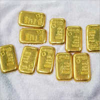 100 gram Gold Bullion Biscuit