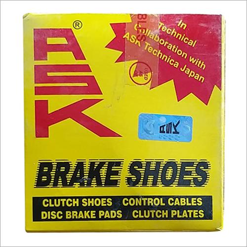 Two Wheeler Brake Shoes