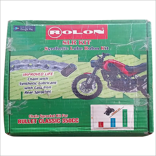 Royal Enfield Synthetic Lube Rolon Kit