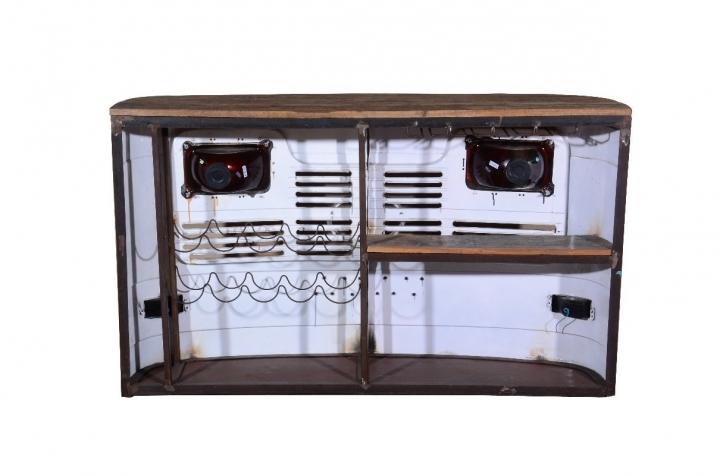 TATA Truck Bar Counter