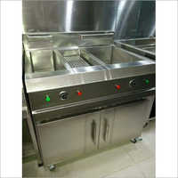 Commercial SS Deep Fryer