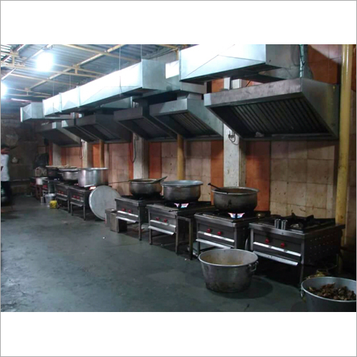 Commercial Cooking Gas Range Installation Service