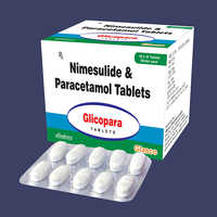Nimesulide 100mg Plus Paracetamol 325mg Tablet