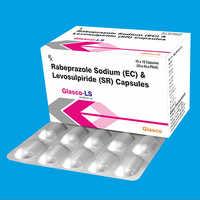 Rabeprazole  20mg + Levosulpiride 75 mg SR capsule